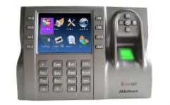 Finger Reader Terminal for Time and Attendance System