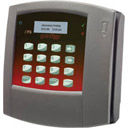 Prodity Terminal Information for time and attendance system